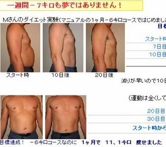 体 脂肪 を 落とす 方法